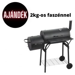 ACTIVA Texas faszenes grillsütő 4in1