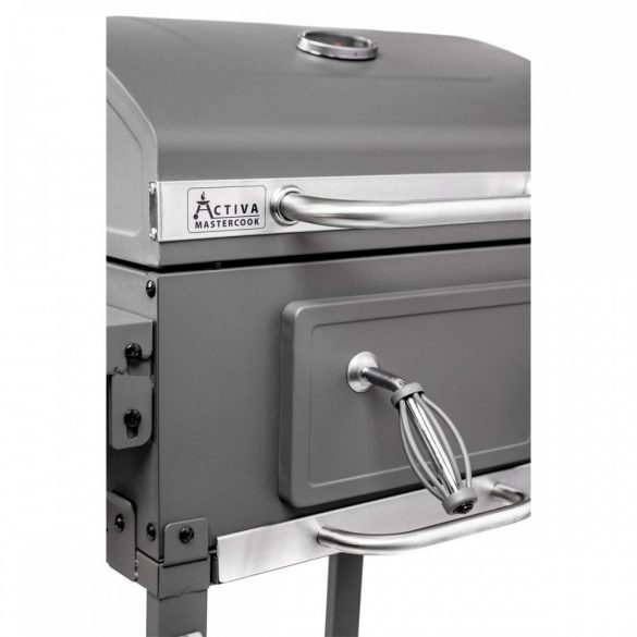 ACTIVA Angular Smart faszenes grillsütő
