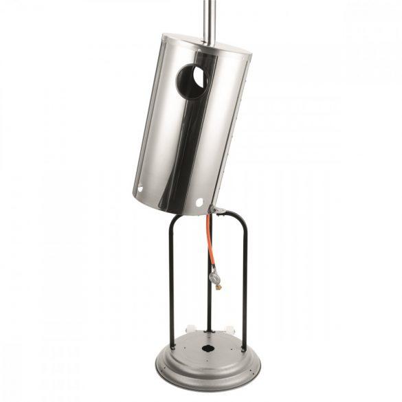 ACTIVA kültéri gázüzemű hősugárző 8,3kW