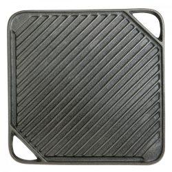 ACTIVA négyzet alakú öntöttvas grillező lemez