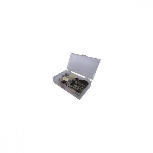 Scheppach tartozék szett  dekopírfűrészhez 64 db 3901402701