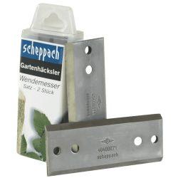 Scheppach kés (szett 2db) 40400140