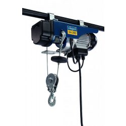 Scheppach HRS 250 elektromos drótköteles csörlő-emelő 4906904000