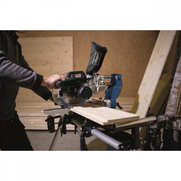 Scheppach HM 90 SL gérvágó fűrész lézerrel és LED világítással 5901214901