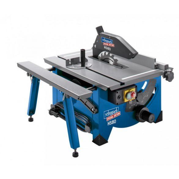Scheppach HS 80 asztali körfűrész 5901302901