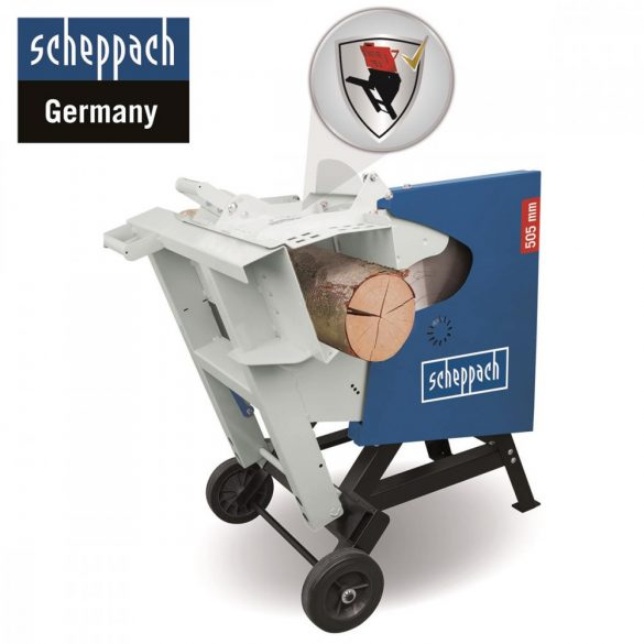 Scheppach HS 520 -hintafűrész/billenő körfűrész 505 mm 380 V 5905108902