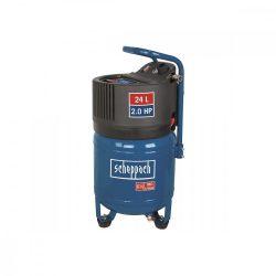 Scheppach HC 24 V olajmentes vertikális kompresszor 24 l 5906117901