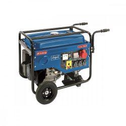 Scheppach SG 7000 5 500 w-os vázszerkezetes áramfejlesztő avr szabályozással 5906210901