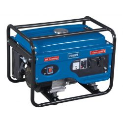 Scheppach SG 2600 2 220 w-os vázszerkezetes áramfejlesztő avr szabályozással 5906212901