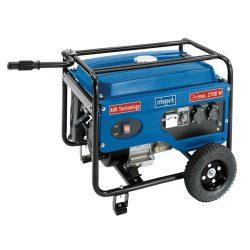 Scheppach SG 3100 2 800 w-os vázszerkezetes áramfejlesztő avr szabályozással 5906213901