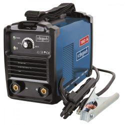 Scheppach WSE900 160 a -es inverteres hegesztő tartozékokkal 5906603901