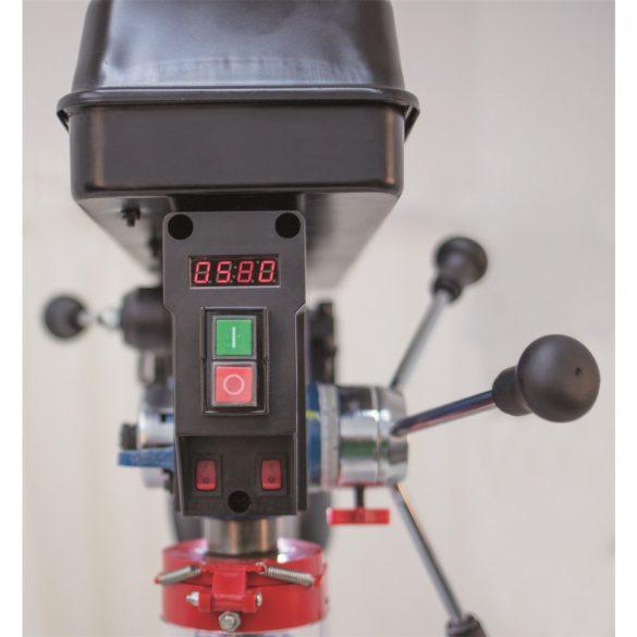 Scheppach DP 18 VARIO -állványos fúrógép lézeres özpontontosítással 5906807901