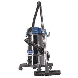 Scheppach ASP 30 PLUS Száraz/nedves porszívó mechanikus szűrő lerázással, 30 literes 5907716903