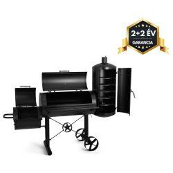 G21 Kentucky BBQ 3in1 faszenes kerti grill