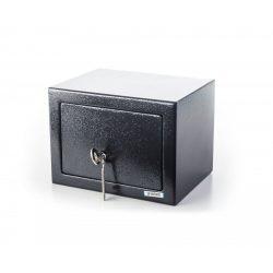 G21 széf kulcsos zárral 230 x 170 x 170 mm