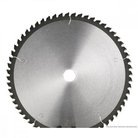 Scheppach fűrészlap univerzális + fém vágás, TCT pr. 255/30/2,2, 48 fog 7901200704