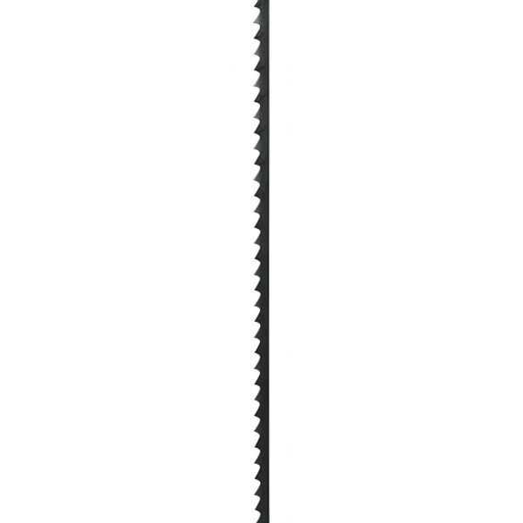 Scheppach Fűrészlap dekopírfűrészhez (erősebb puha fa, gyengébb kemény fa) szett 12 ks 88002702