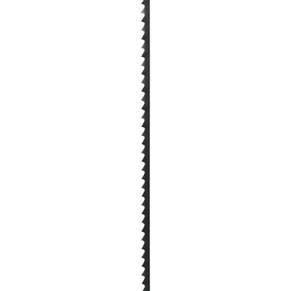 Scheppach Fűrészlap dekopírfűrészhez (puha fa, rétegelt lemez) szett 12 ks 88002704