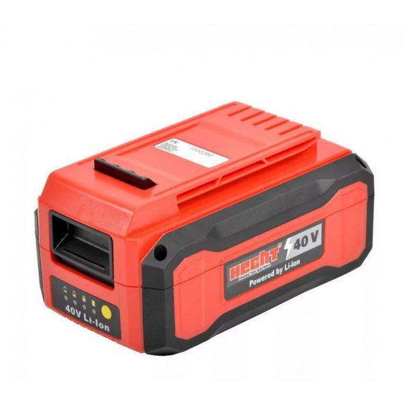 hecht 005025 b - akkumulátor 40v 2,5ah akku program 5040