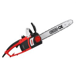 hecht elektromos láncfűrész 2400w soft start ,gyors feszítő kert és hobbi HECHT2416QT