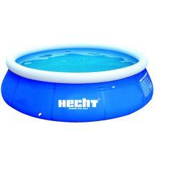 hecht felfújható peremű medence 300cm átmérő kert és hobbi HECHT3276BLUESEA