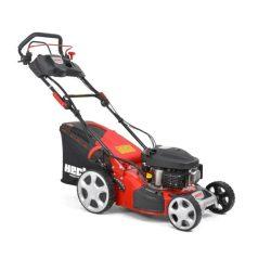 hecht benzinmotoros fűnyíró 43cm munkaszélesség, önjáró, 5in1, önindítós kert és hobbi HECHT543SWE