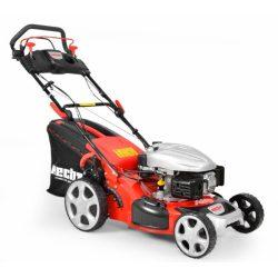 hecht benzinmotoros fűnyíró 46cm munkaszélesség, önjáró, 5in2 kert és hobbi HECHT5484SX5IN1