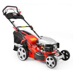 hecht benzinmotoros fűnyíró 46cm munkaszélesség, önjáró, 5in1  kert és hobbi HECHT548SW5IN1