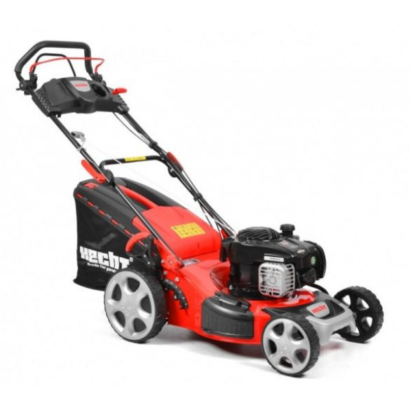 hecht benzinmotoros fűnyíró 46cm munkaszélesség, önjáró, briggs motor kert és hobbi HECHT549SB5IN1