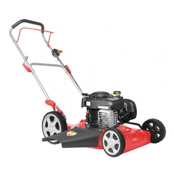 hecht benzinmotoros fűnyíró, csak oldalkidobóval, briggs motorral kert és hobbi HECHT5511BS
