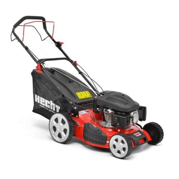 hecht benzinmotoros fűnyíró 51cm munkaszélesség, önjáró, mulcsozó kert és hobbi HECHT551SX5IN1
