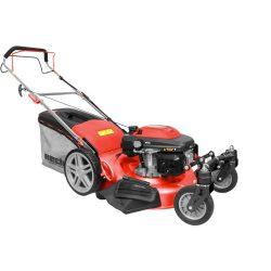 hecht benzinmotoros fűnyíró 51cm munkaszélesség, önjáró, briggs motor kert és hobbi HECHT551XR5IN1