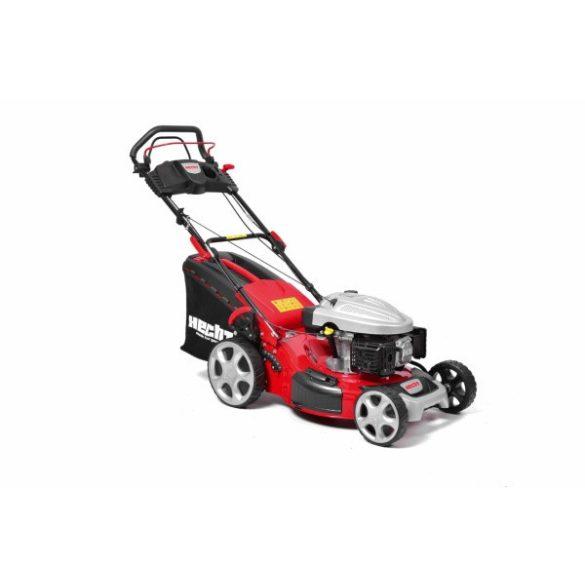 hecht benzinmotoros fűnyíró 51cm munkaszélesség, önjáró, mulcsozó kert és hobbi HECHT553SW5IN1