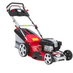 hecht benzinmotoros fűnyíró 56cm munkaszélesség, önjáró kert és hobbi HECHT5569BS5IN1