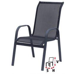hecht kerti szék (ekonomy) kert és hobbi HFC010